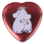 Martinex Moomin Heart Tin