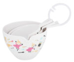 Martinex Moomin Little My Bakes Measuring Cups Pastel