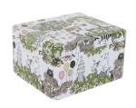 Martinex Moomin Garden tea tin