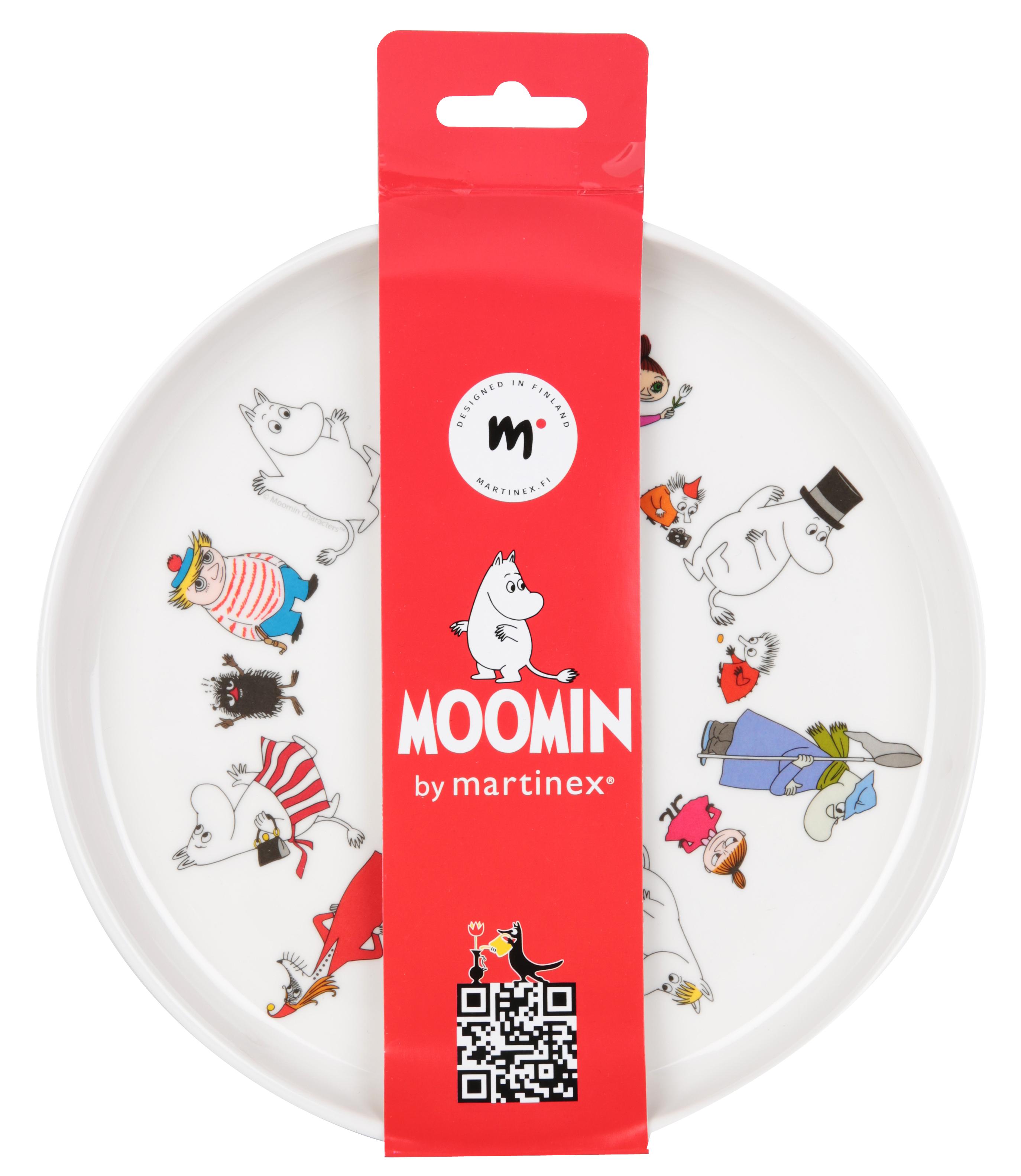 Martinex Moomin Plate