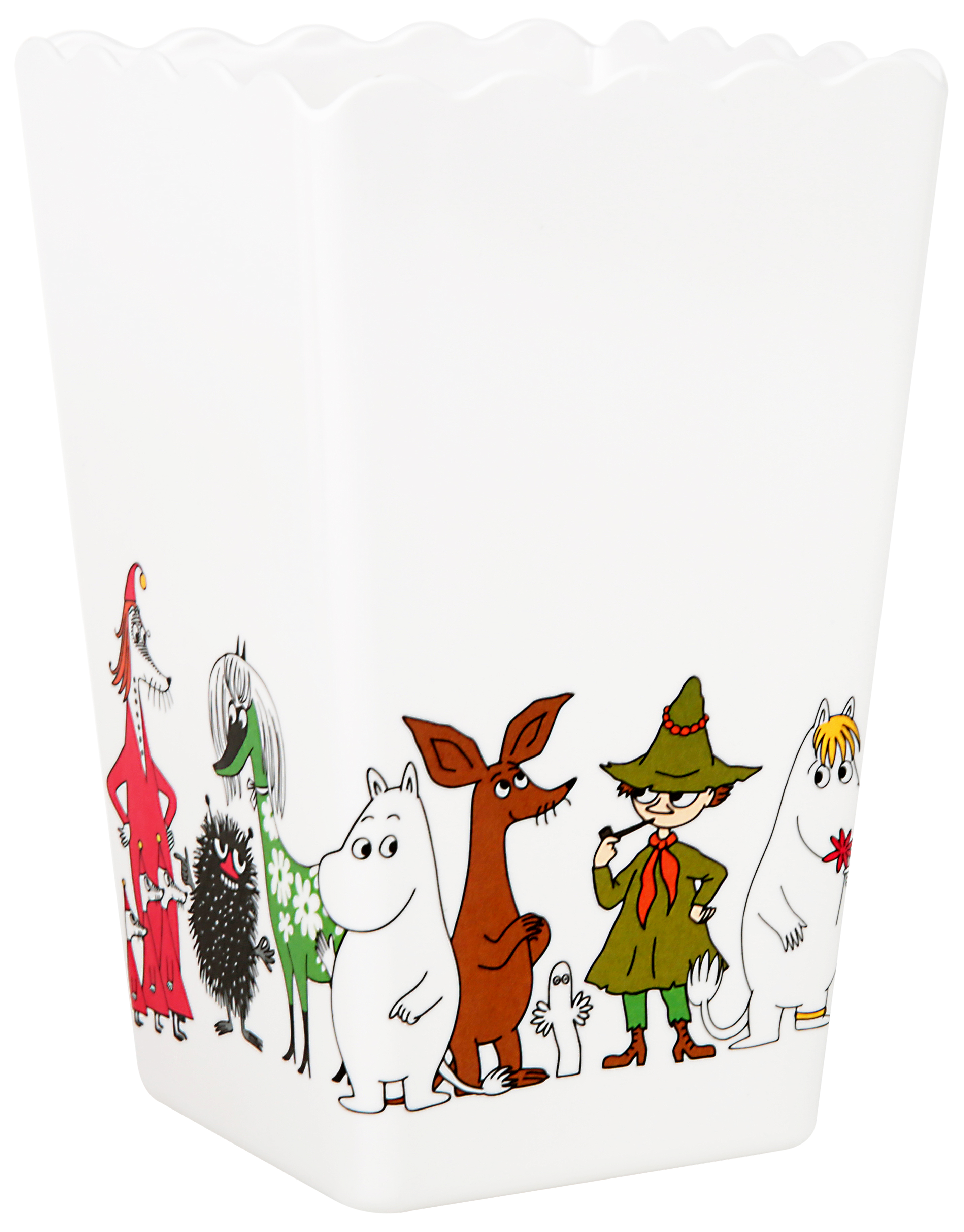 Martinex Moomin Characters Popcorn Bowl