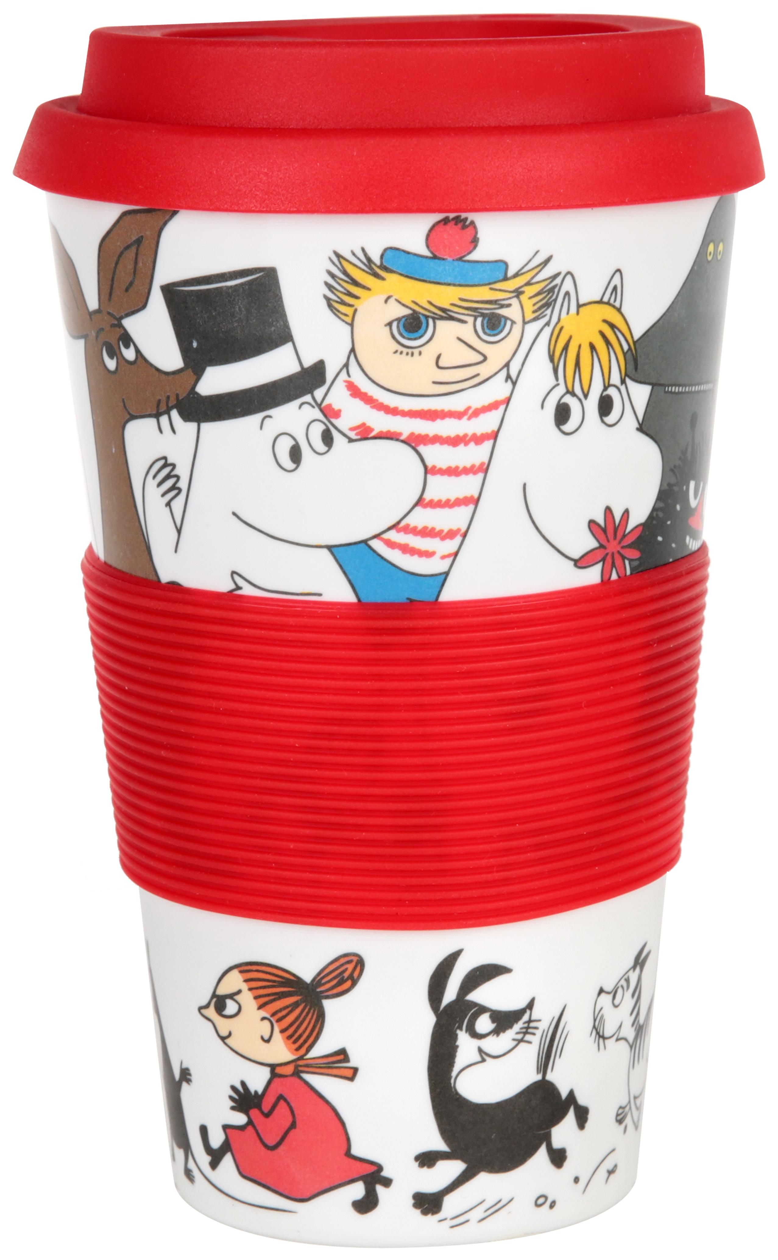 Martinex Moomin Characters Coffee Cup
