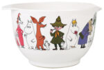 Martinex Moomin Friends Melamine Bowl L