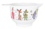 Martinex Moomin Characters Melamine Bowl M
