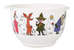 Martinex Moomin Friends Melamine Bowl M