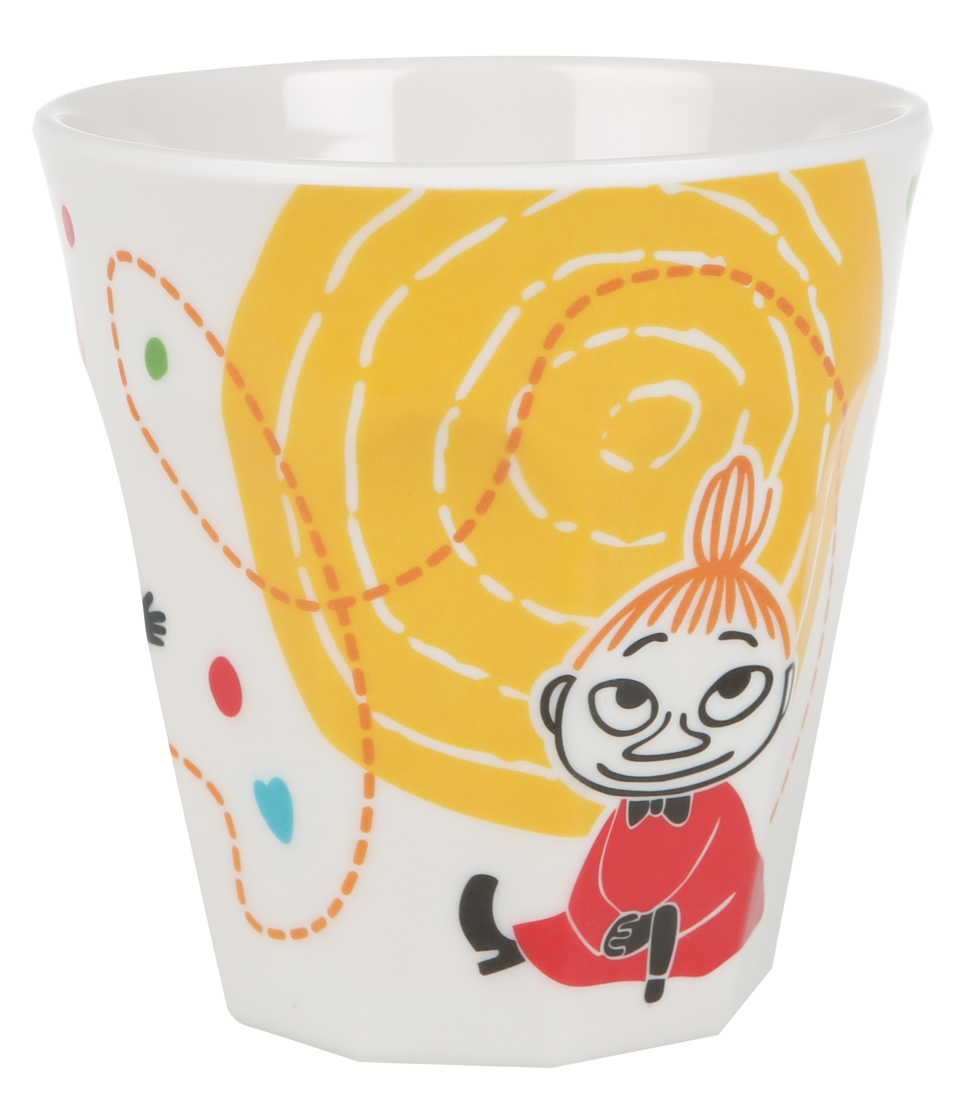 Martinex Little My Whirls melamine mug
