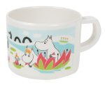 Martinex Moomins at the pond single hand mug