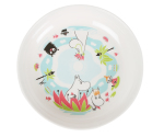 Martinex Moomins at the pond soup plate
