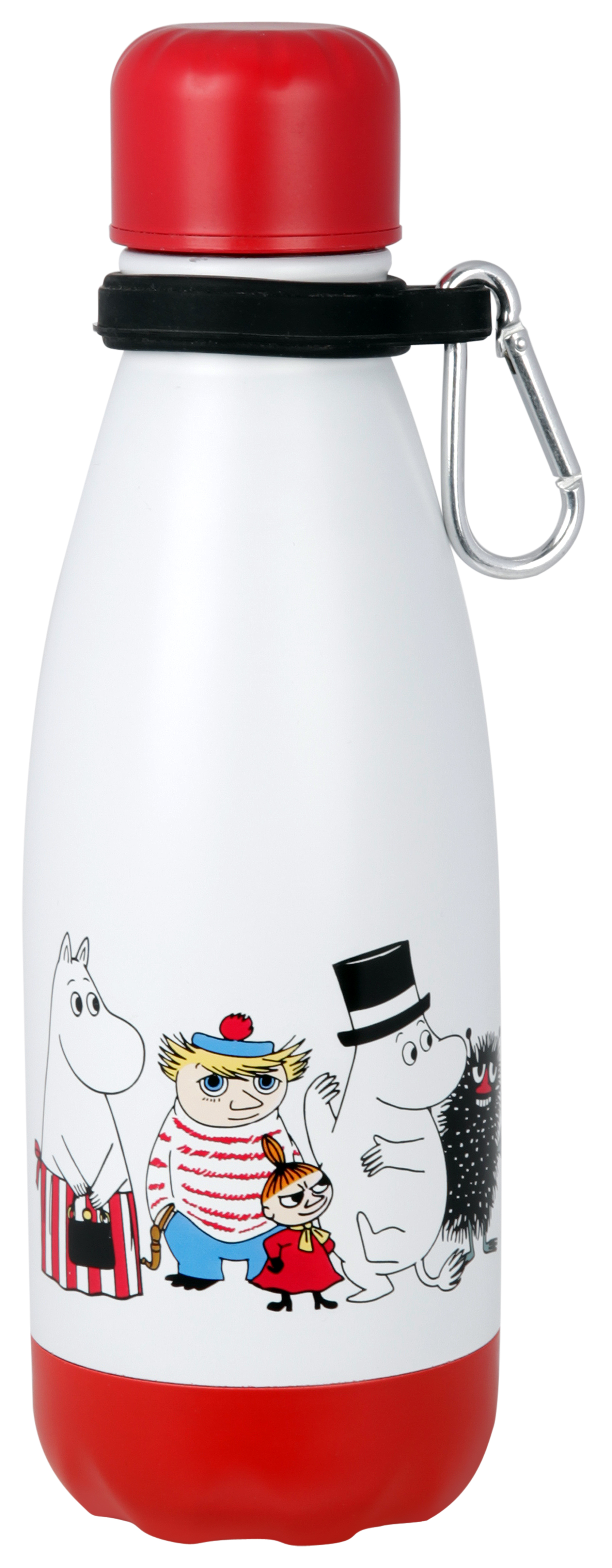 Martinex Moomin Characters Stainless Steel Bottle