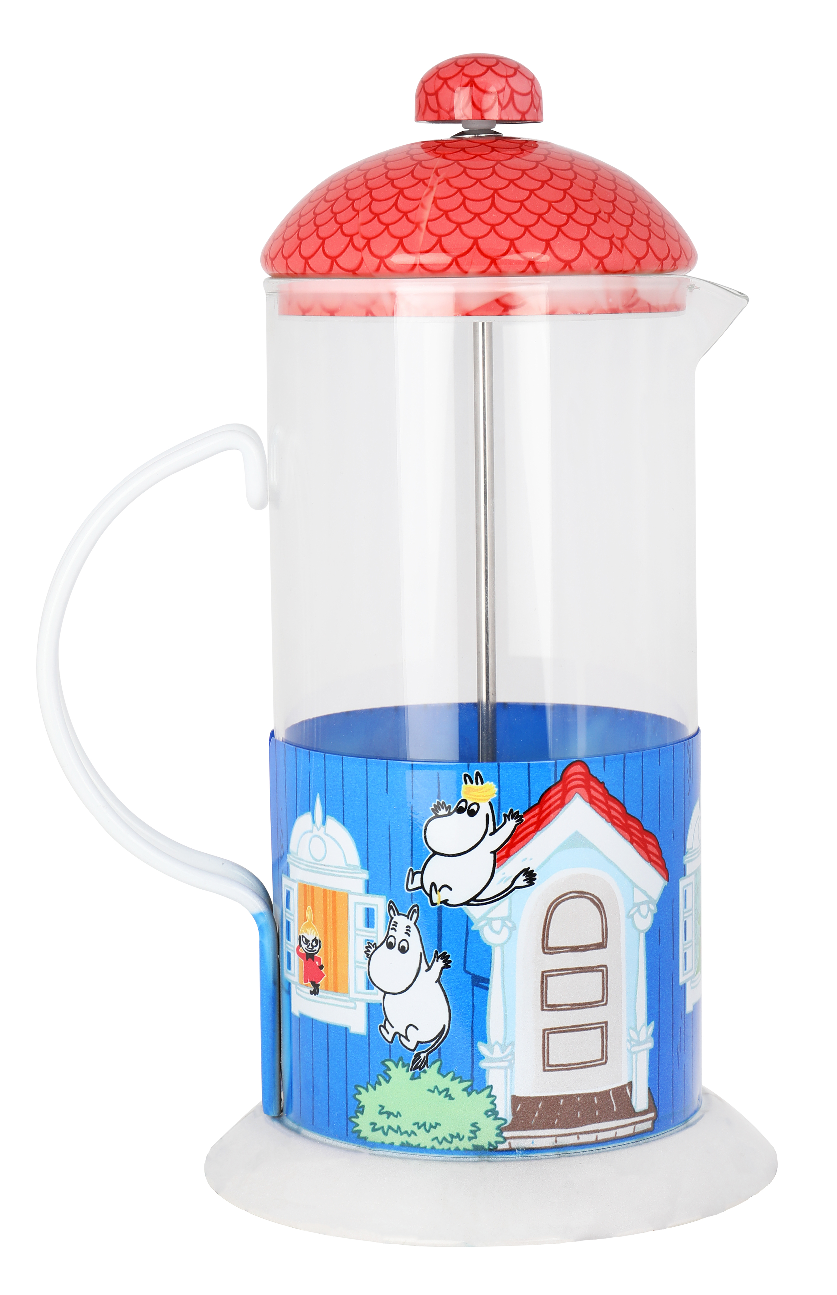 Martinex Moomin Moominhouse Cafetiere