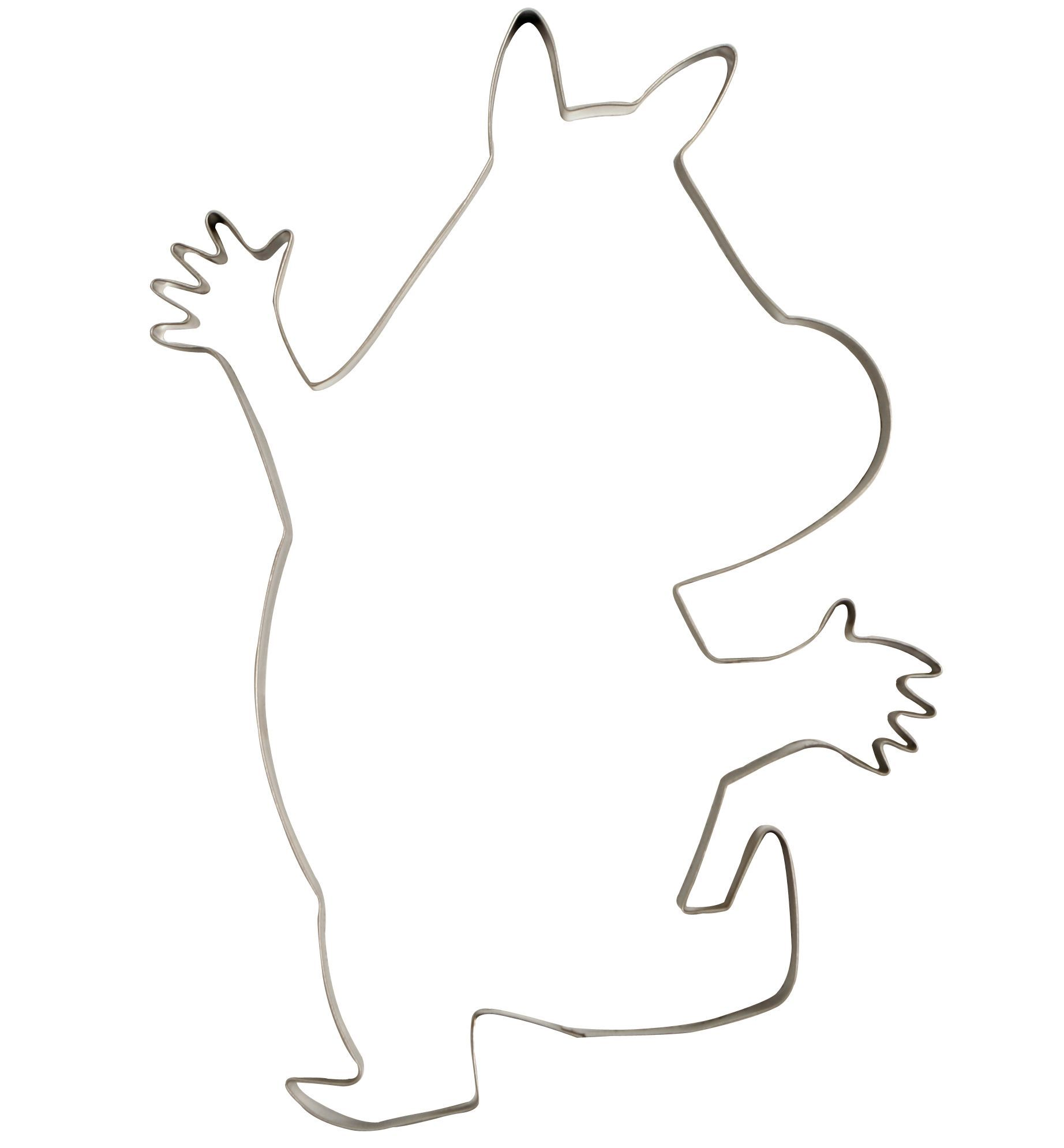Martinex Moomin Cookie Cutter