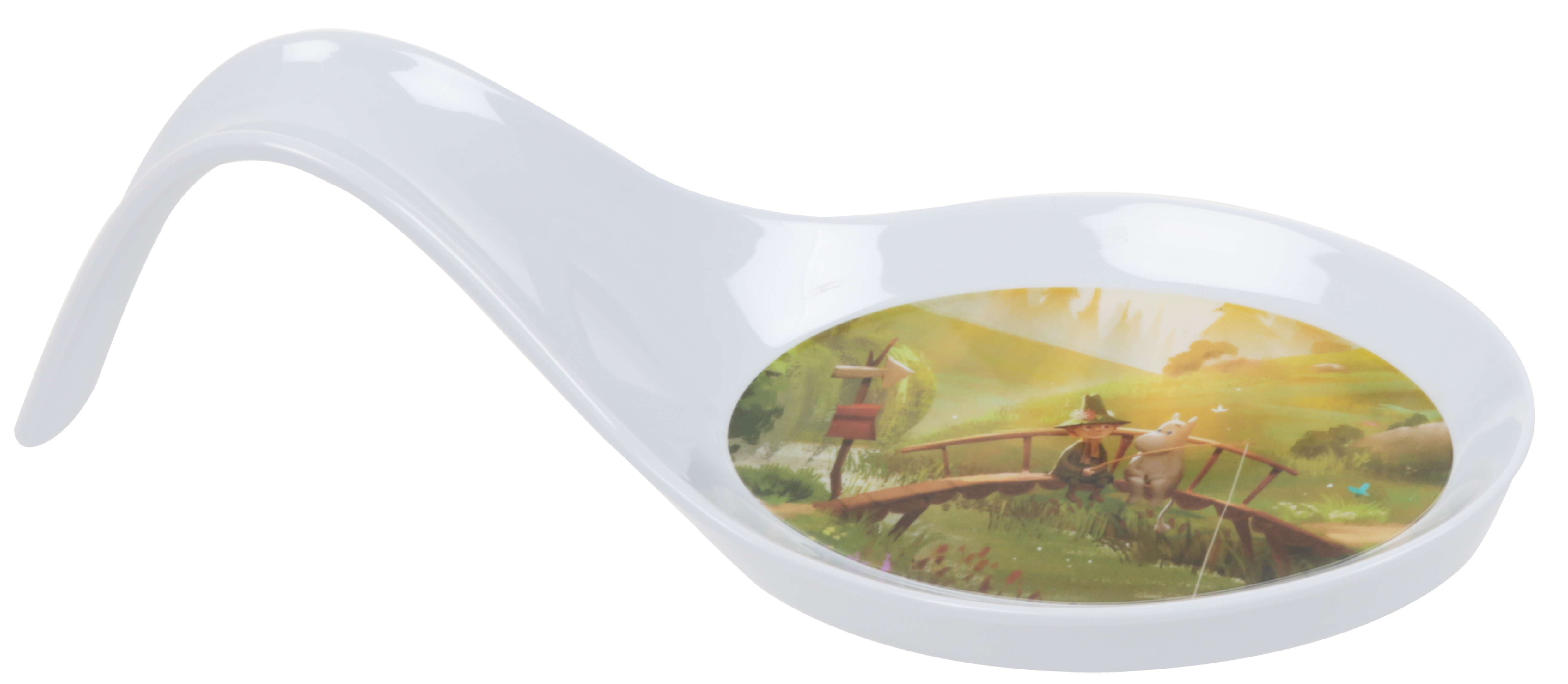 Martinex Moominvalley Animation Spoon Rest Fishing