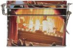 Martinex Moominvalley Animation Tea Tin At The Theatre