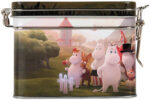 Martinex Moominvalley Tea Tin
