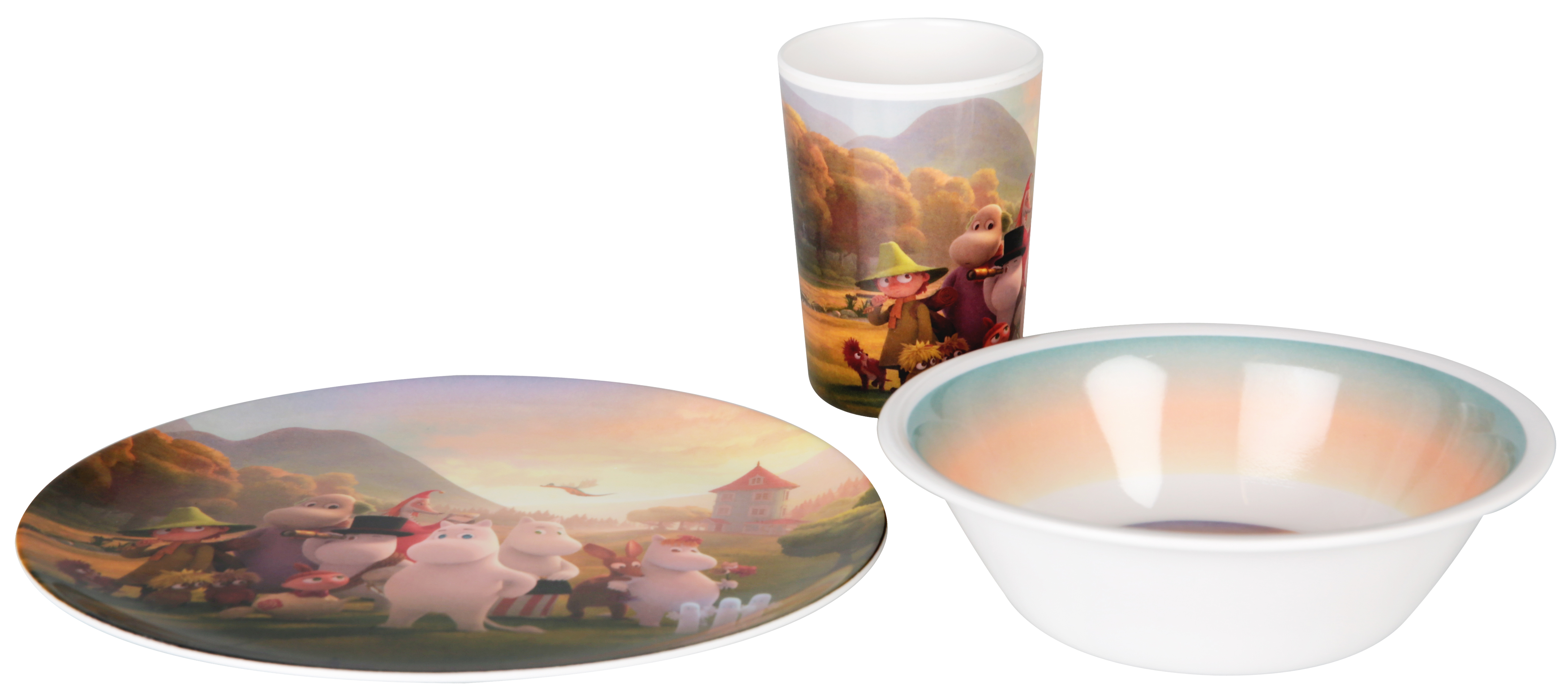 Martinex Moominvalley Dinner Set