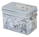 Martinex Moominvalley Sketch Tea Tin