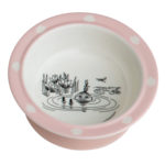 Rätt Start SUCTION BOWL MOOMIN, PINK