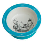 Rätt Start SUCTION BOWL MOOMIN, BLUE