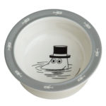 Rätt Start SUCTION BOWL MOOMIN, GREY