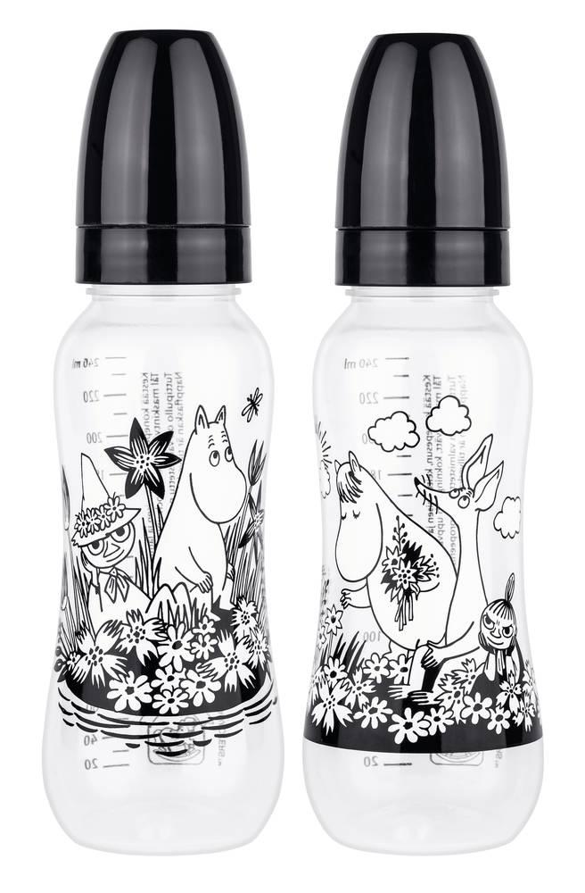 Berner Ainu Moomin Baby Bottle