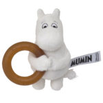 Rätt Start TEETHER TOY MOOMIN WITH NATURAL RUBBER RING