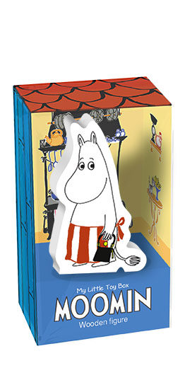 Barbo Toys My Little Toy Box wooden figurine Moominmamma
