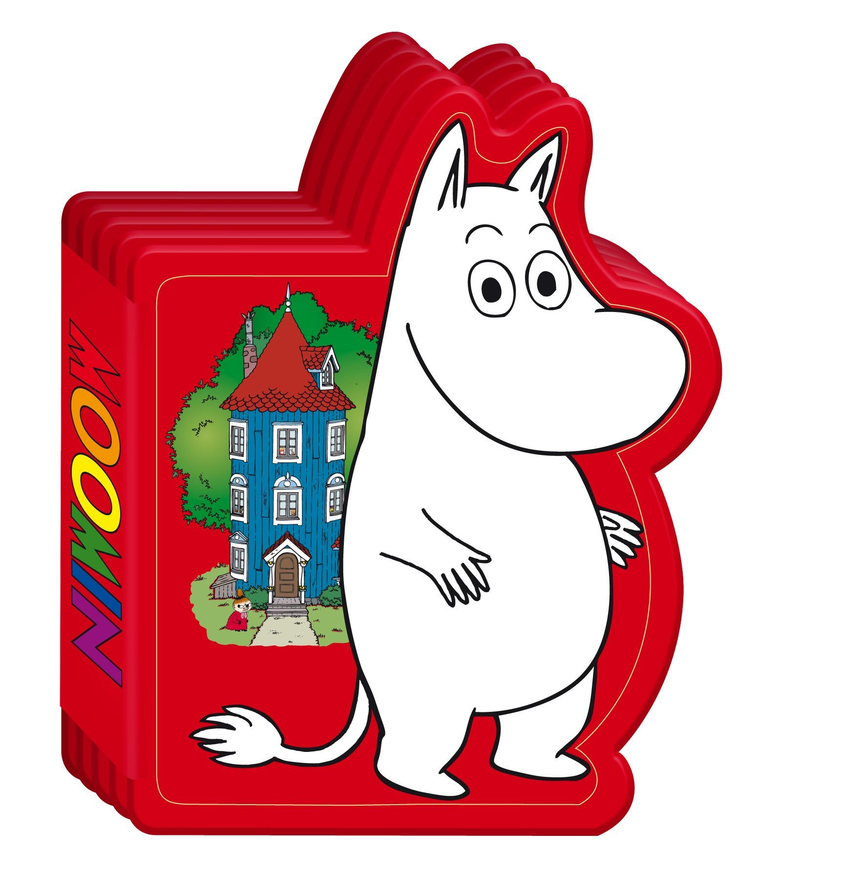 Barbo Toys foam book moomin