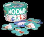 Barbro Roys Moomin Memo round box