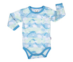Martinex Moomin Waves Body blue