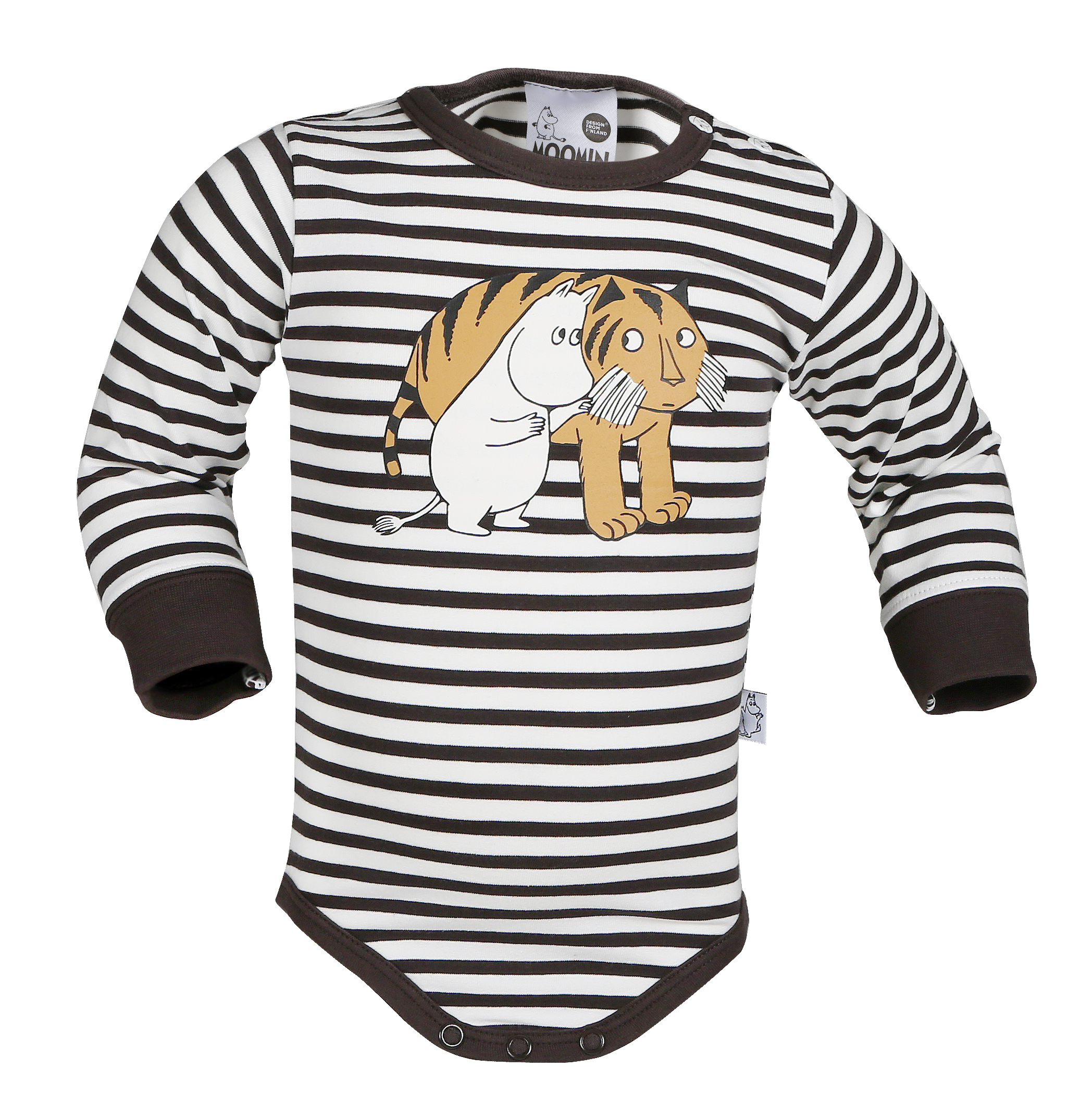 Martinex Moomin and tiger body