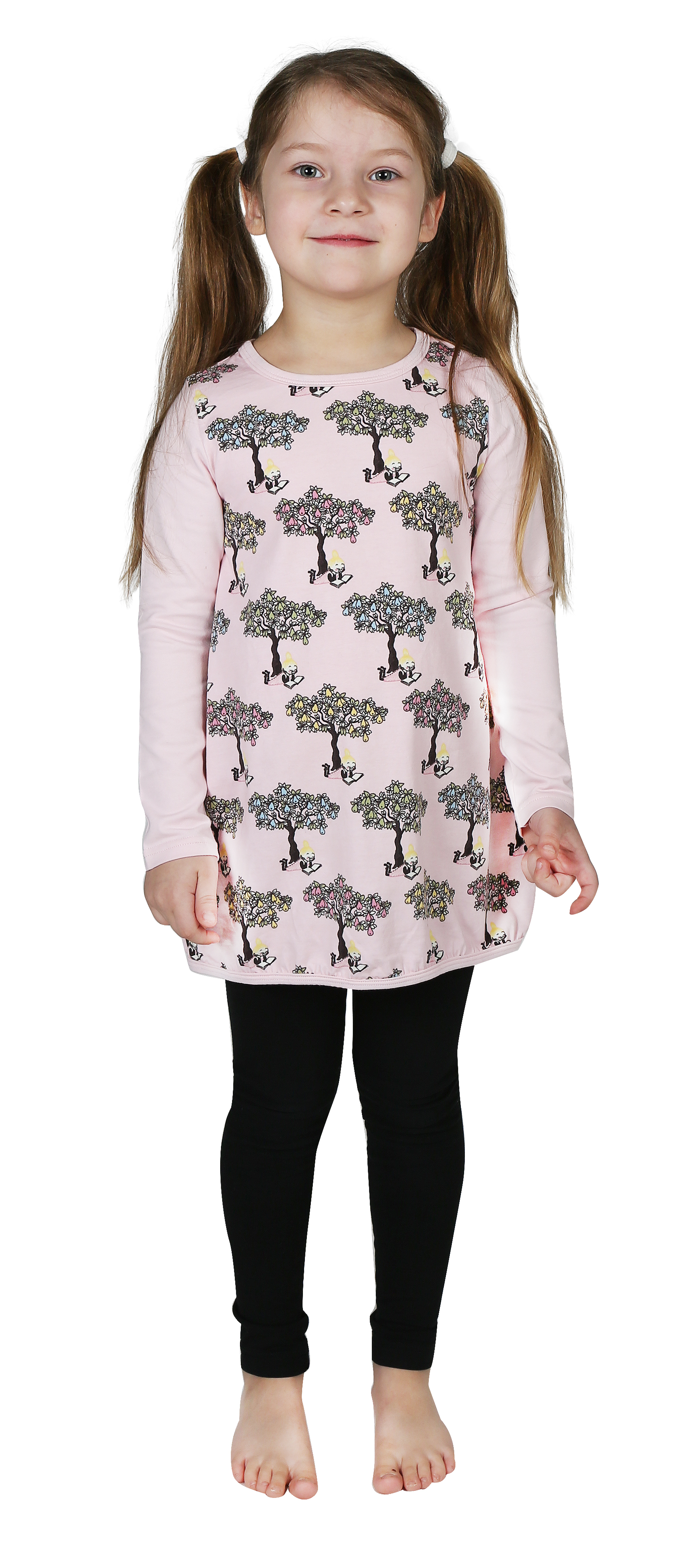 Martinex Moomin Under the Peartree tunic rose