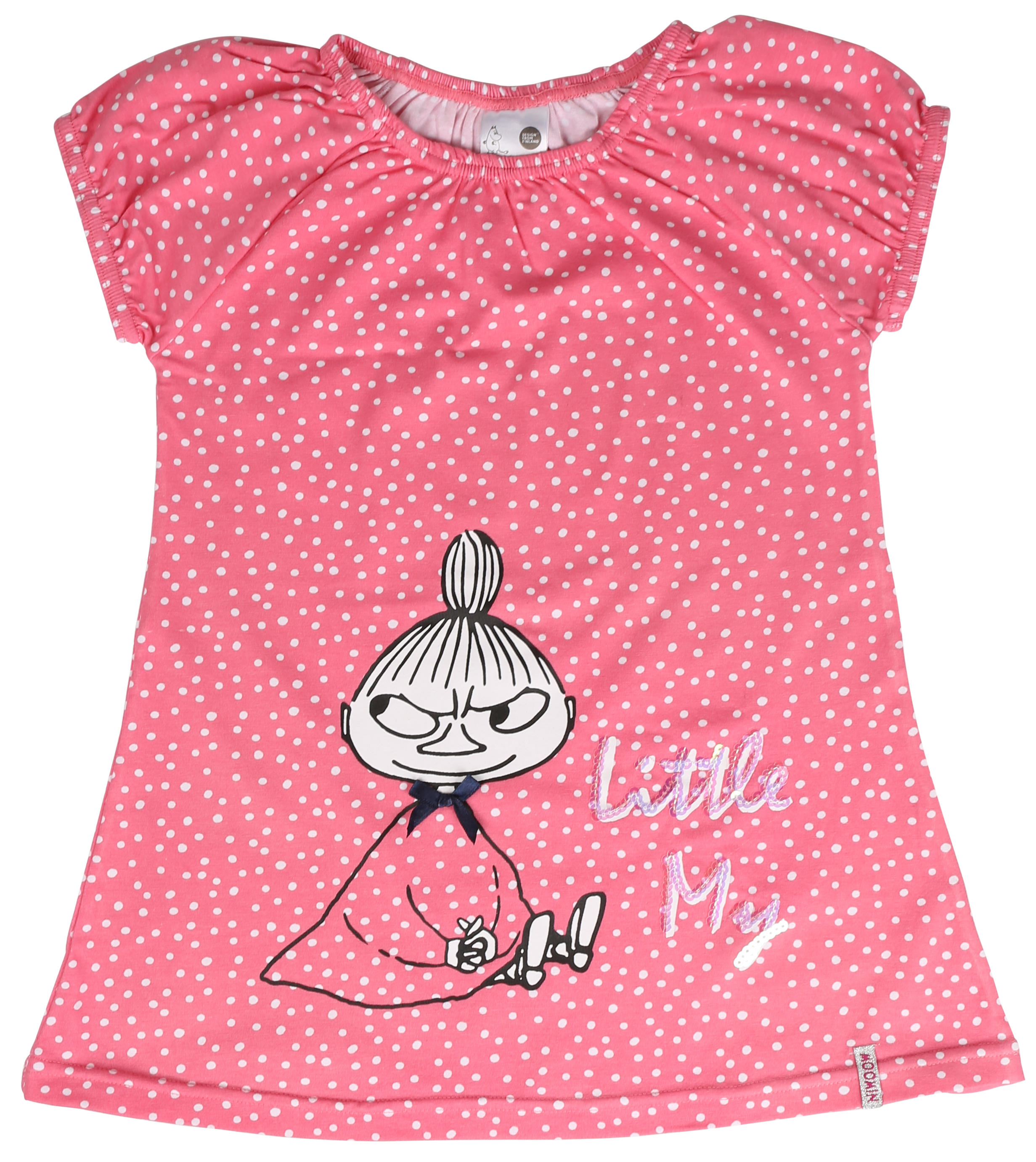 Martinex Little My Polkadot Tunic