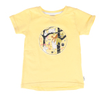 Martinex Moomin Adventure T-Shirt Yellow