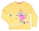 Martinex FLAGDANCE SHIRT YELLOW