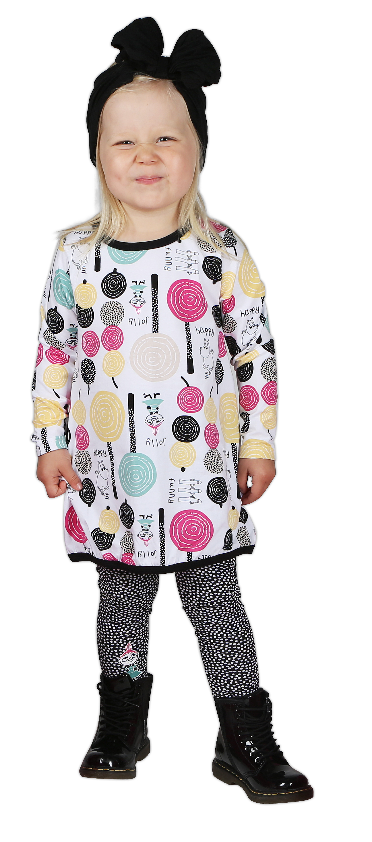 Martinex LOLLIPOP TUNIC PINK