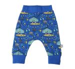 Circus baby pants blue