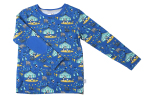 Martinex Circus LS shirt blue