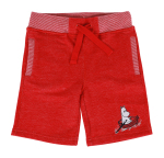 Martinex Moomin BOAT SHORTS RED