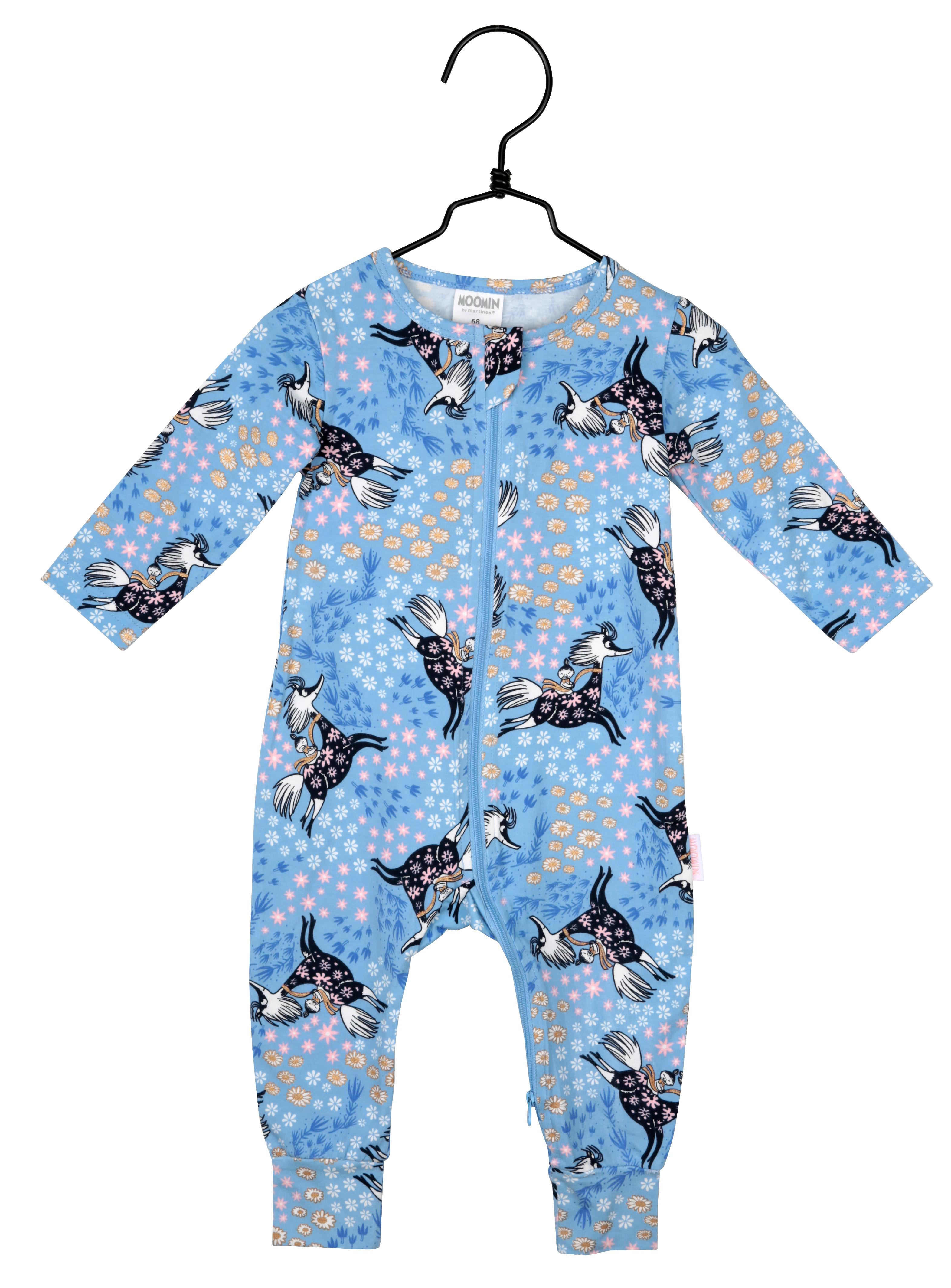 Martinex Moomin Summer Gallop Pyjama