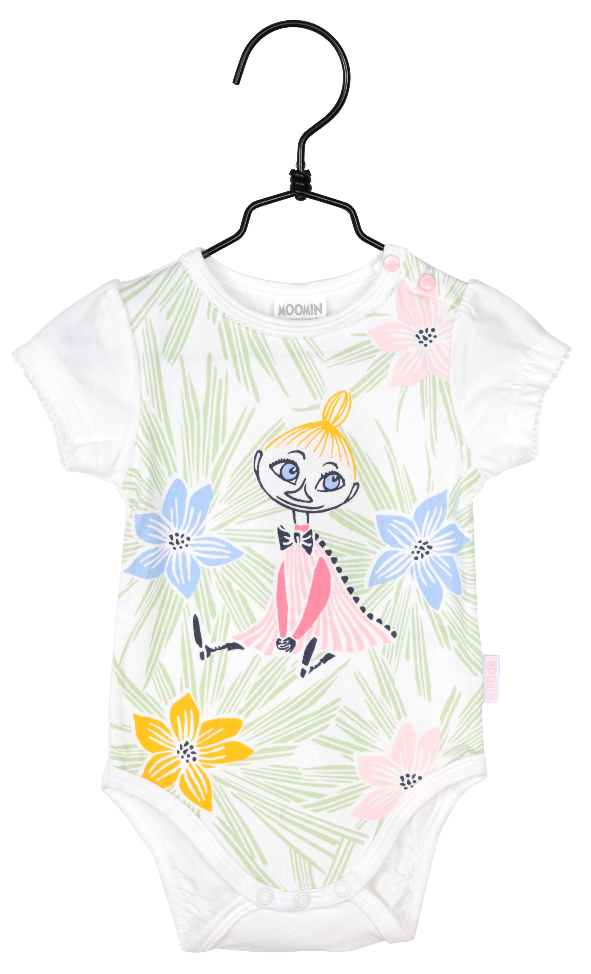 Martinex Moomin Hibiscus Bodysuit