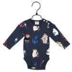Martinex Moomin Anchor Bodysuit