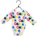 Martinex Moomin Logo Bodysuit