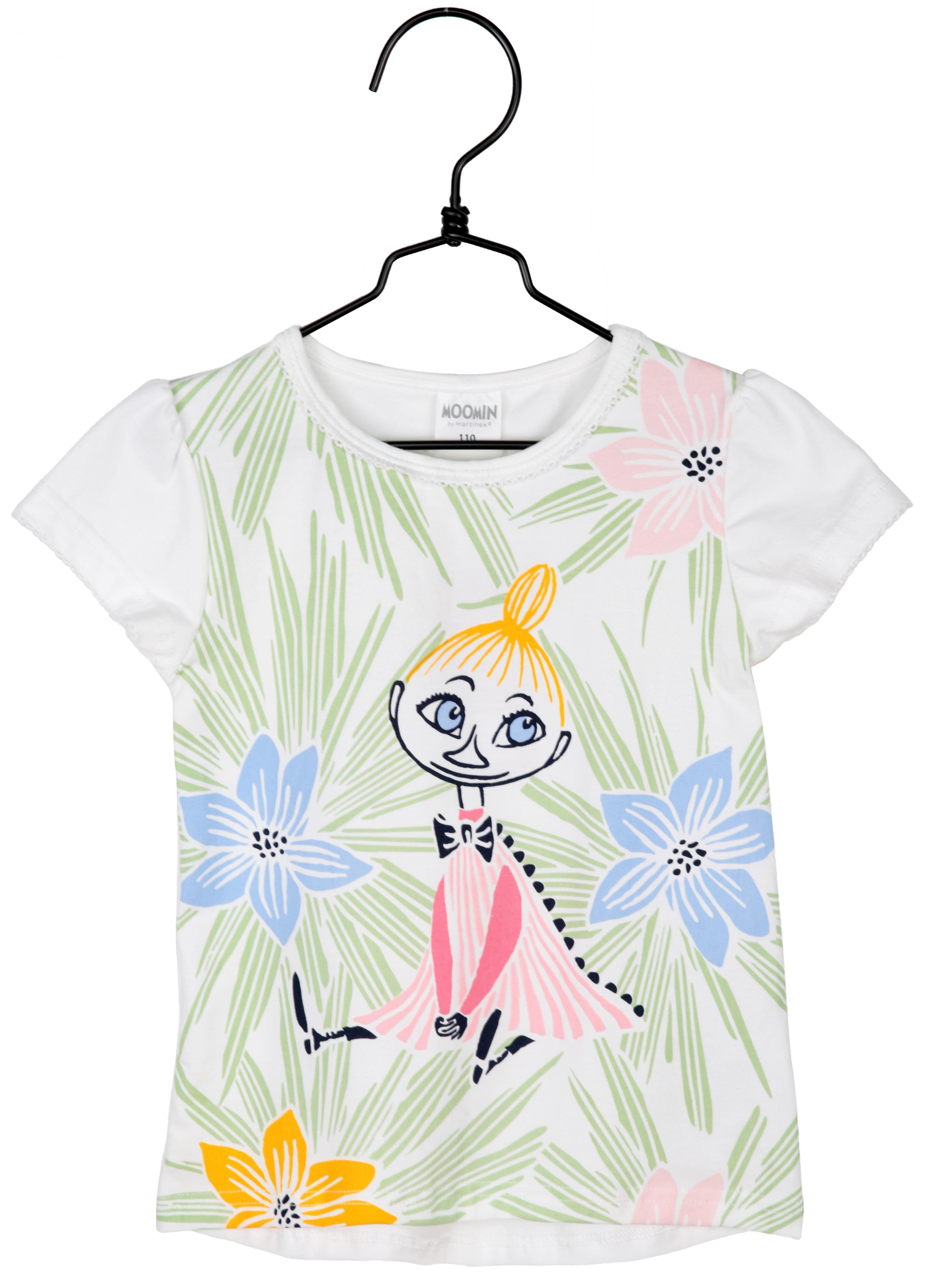 Martinex Moomin Hibiscus T-shirt