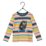 Martinex Moomin Multicolour Stripes Shirt Blue