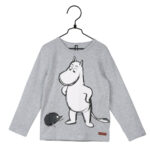 Martinex Moomin Hedgehog Shirt Gray