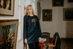 Martinex Moomin Eeva Sweatshirt Fiery Navy