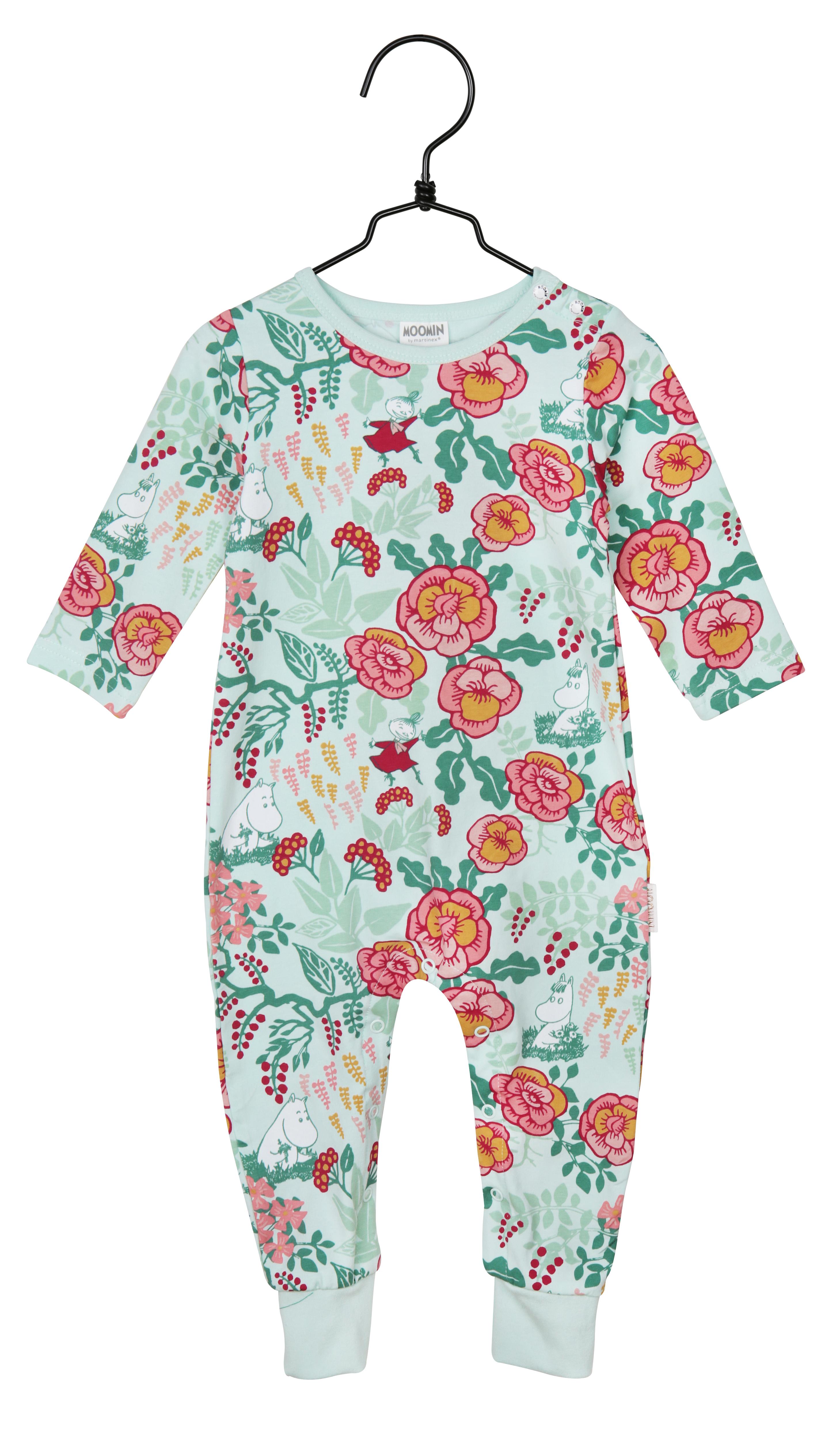 Martinex Moomin Flora Pyjamas Mint