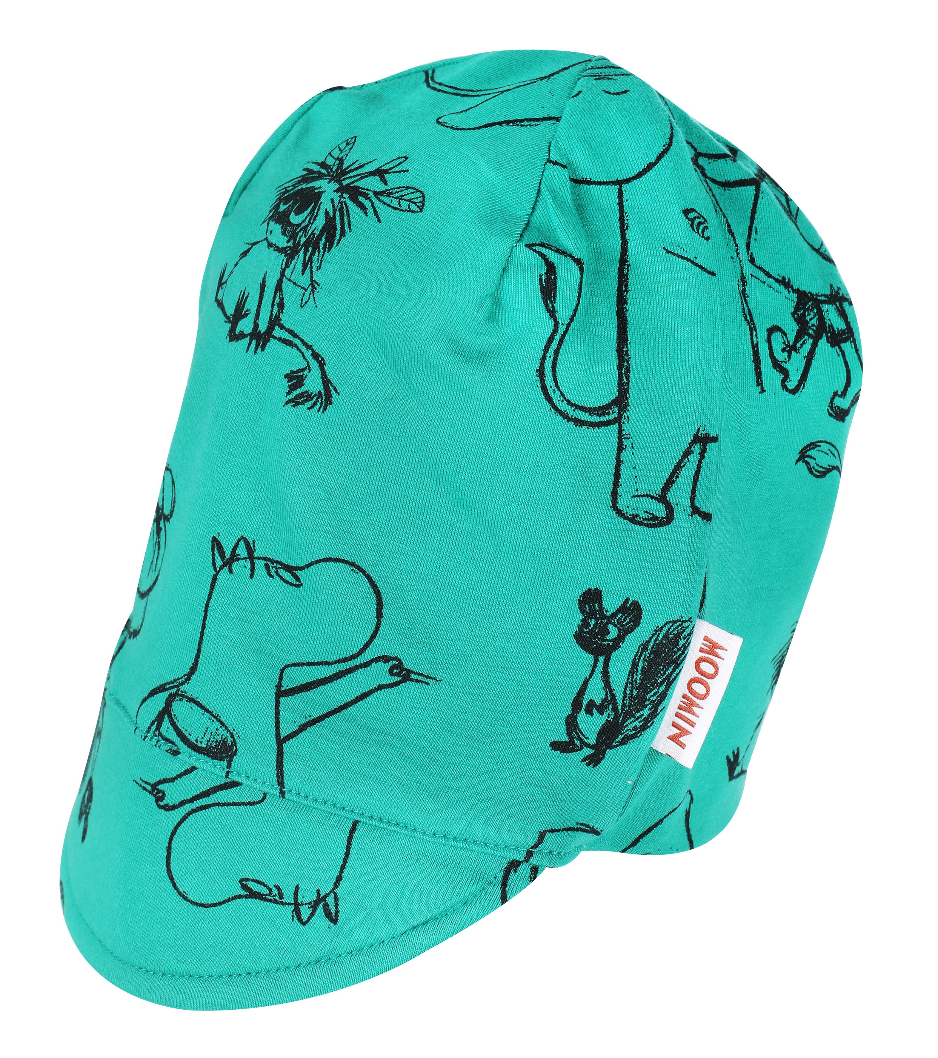 Martinex Moomin Beanie Pen Stroke Green