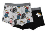 Martinex Moomin Yikes Boxers 2-Pack
