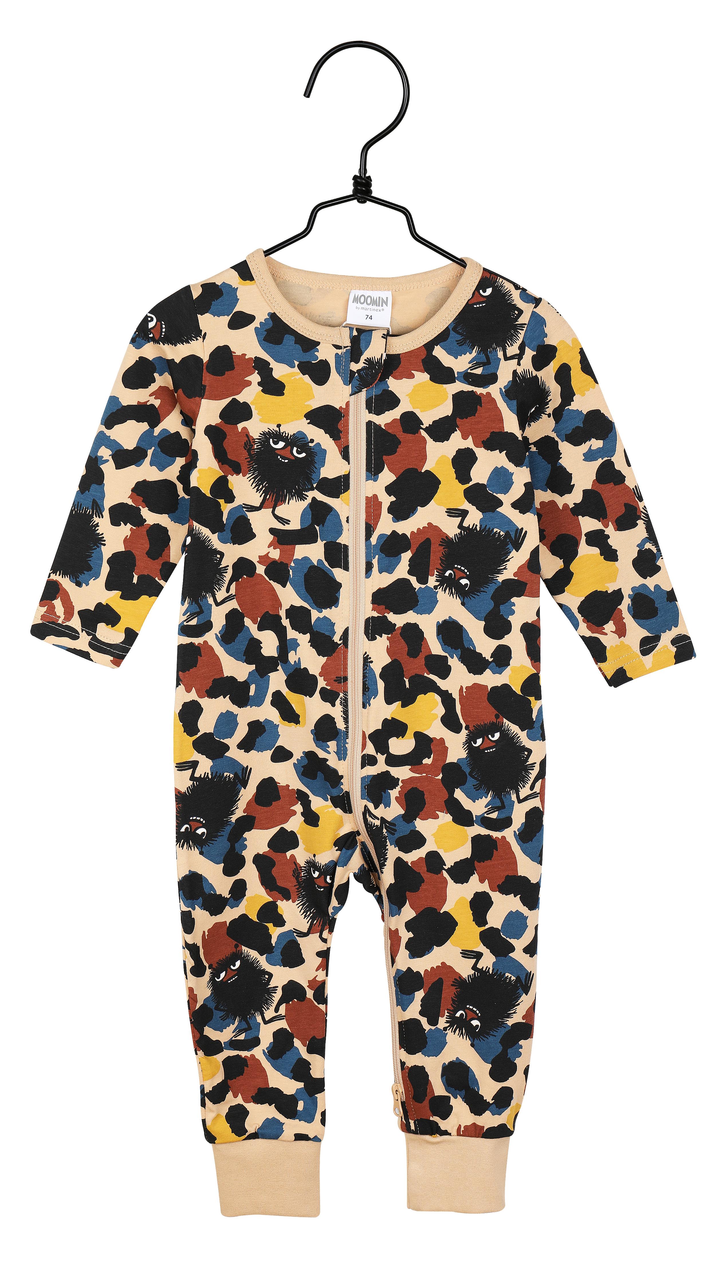 Martinex Moomin Wild Pyjamas Beige